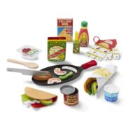COCINA TACOS Y TORTILLAS - MELISSA AND DOUG