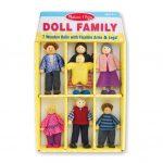 Familia de Muñecos de Madera – Melissa And Doug