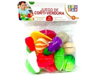 JUEGO DE CORTI VERDURA - IDEACREA