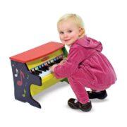 PIANO PARA APRENDER A TOCAR - MELISSA AND DOUG
