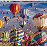 ROMPECABEZAS DE 1500 PIEZAS DE GLOBOS AEROSTÁTICOS - EDUCA