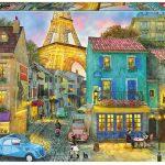 Rompecabezas de Las Calles de París (1500 Piezas) – Educa