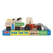 TRACTOR DE LA GRANJA - MELISSA AND DOUG