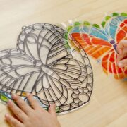 VITRAL DE MARIPOSA - MELISSA AND DOUG