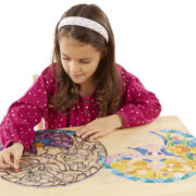 VITRAL DE SIRENA - MELISSA AND DOUG