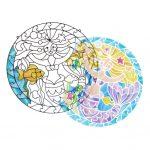 Vitral de Sirena – Melissa And Doug