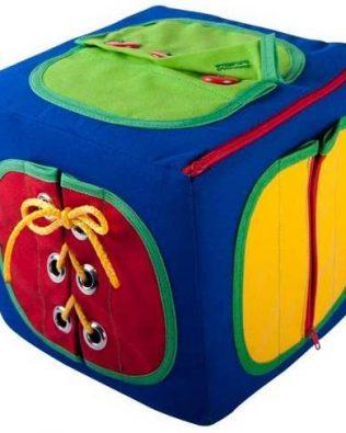 Cubo de Coordinación (Modelo Montessori)