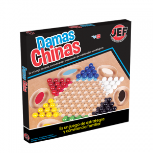 Damas Chinas Diako