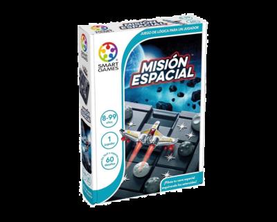 MISIÓN ESPACIAL - SMART GAMES