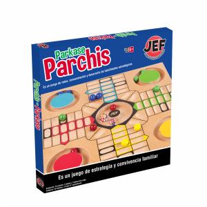 Parkase Parchis – JEF