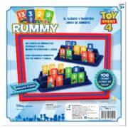 RUMMY DE TOY STORY 4 - NOVELTY