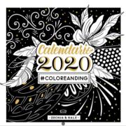 CALENDARIO 2020 COLOREANDING - V&R EDITORAS