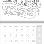Calendario 2020 Coloreanding – V&R Editoras