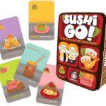 Sushi Go (Juego de Cartas) – Gamewright