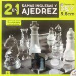 2 en 1 Damas Inglesas y Ajedrez – Novelty