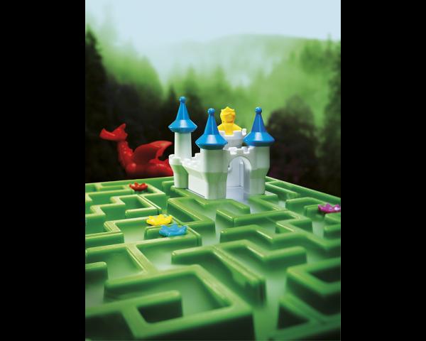 BELLA DURMIENTE (JUEGO DE LÓGICA) - SMART GAMES