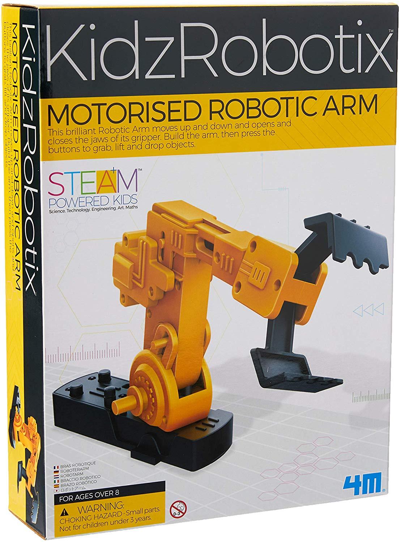 Brazo Robótico Motorizado – 4M