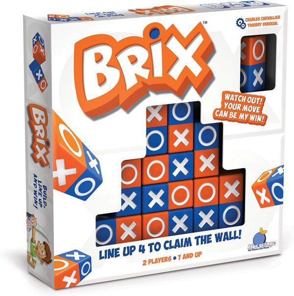 BRIX - BLUE ORANGE