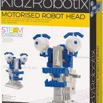 Cabeza de Robot Motorizada – 4M