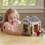 Casa con Timbres de Madera – Melissa And Doug