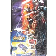 DOMINO DE AVENGERS (INFINITY WAR) - NOVELTY