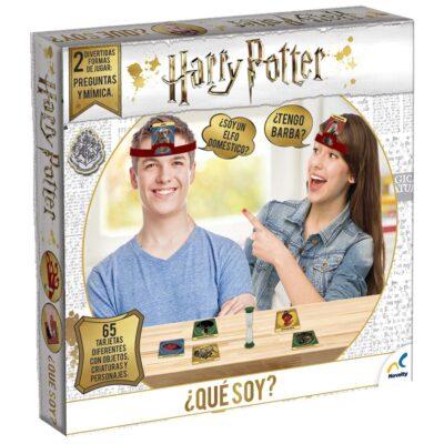JUEGO DE MESA DE HARRY POTTER (QUE SOY) - NOVELTY