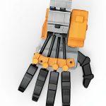 Mano de Robot Motorizada – 4M