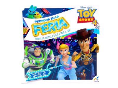 PERDIDOS EN LA FERIA TOY STORY 4 JUEGO DE MESA - NOVELTY