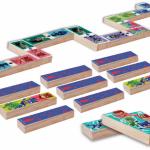 PJ Masks 3 en 1 (Torre de madera, Memoria y Dominó) – Novelty