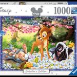 Rompecabezas: Bambi (1000 Piezas) – Ravensburger