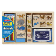 SELLOS DE ANIMALES - MELISSA AND DOUG