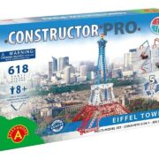 TORRE EIFFEL (CONSTRUCTOR PRO 5 EN 1) - ALEXANDER