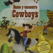 Busco y Encuentro Cowboys – V&R Editoras