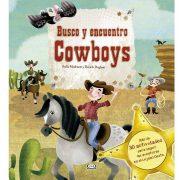 BUSCO Y ENCUENTRO COWBOYS - V&R EDITORAS