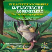 El TLACUACHE AGUAMIELERO, IN TLACUATZE NECUHAHUAH, THE SAP DRINKING OPOSSUM - EDITORIAL RESISTENCIA
