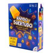 RÁPIDO Y SUERTUDO - NOVELTY