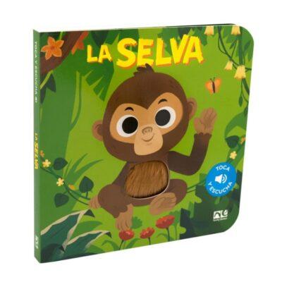 LIBRO SONORO DE LA SELVA - NOVELTY