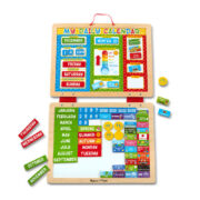 MI CALENDARIO DIARIO MAGNÉTICO - MELISSA AND DOUG