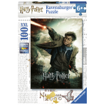 Rompecabezas: Harry Potter (100 Piezas) – Ravensburger
