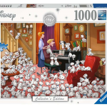 Rompecabezas: 101 Dalmatas (1000 Piezas) – Ravensburger