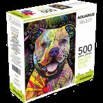 Rompecabezas: Pit Bull de Dean Russo (500 Piezas) – Aquarius