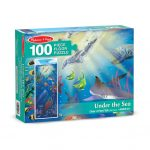 Rompecabezas de Piso: Fondo del Mar (100 Piezas) – Melissa And Doug