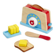 SET DE TOSTADORA (PAN Y MANTEQUILLA) - MELISSA AND DOUG