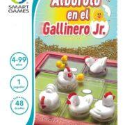ALBOROTO EN EL GALLINERO JR. (JUEGO DE LÒGICA) - SMART GAMES