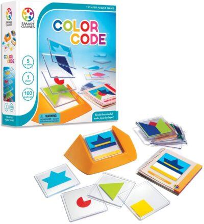 COLOR CODE (JUEGO DE LÒGiCA) - SMART GAMES