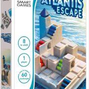 ESCAPANDO DEL ATLANTIS (JUEGO DE LÒGICA) - SMART GAMES