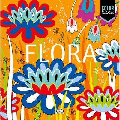 FLORA (MANDALAS) - V&R EDITORAS