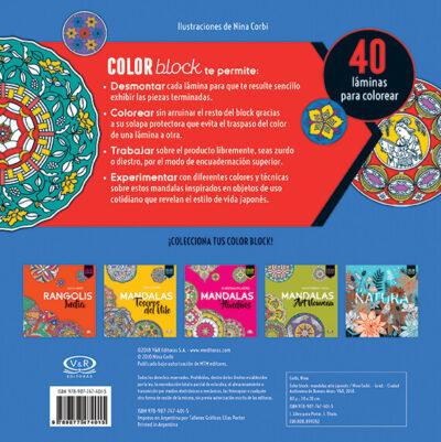 MANDALAS DE ARTE JAPONES - V&R EDITORAS