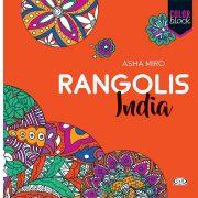 MANDALAS RANGOLIS INDIA - V&R EDITORAS