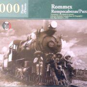 ROMPECABEZAS DE 1000 PIEZAS DE LOCOMOTIVO EN MORELOS - ROMMEX